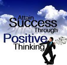 Positive Thinking (2) Blog 13
